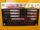 Фронтальный погрузчик SANVOL CTX938_1